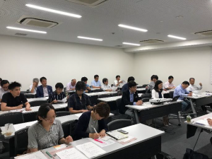 2019/8/20 例会
