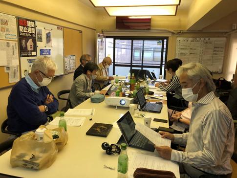 JIA九州支部 第5回役員会が開催されました